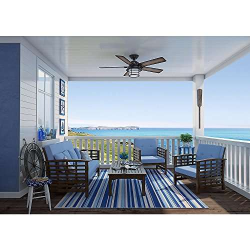 Features and Benefits of the Hunter Fan 59135 54-Inch Ceiling Fan
