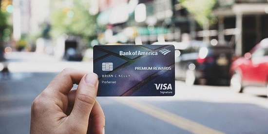 Bank of America balance transfer card