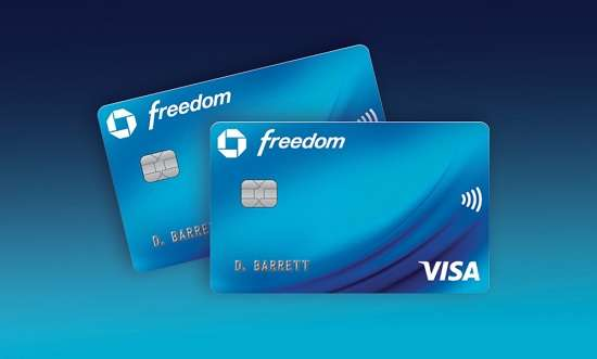 Chase Freedom Credit Cards 24-Month Interest Free