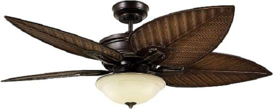 Best Outdoor Ceiling Fans - Emerson CF135DBZ Callito Cove 52-Inch Ceiling Fan