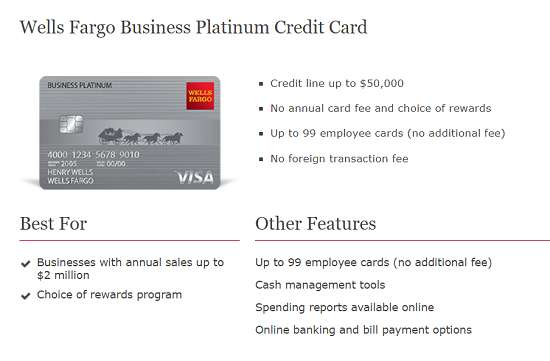 Wells Fargo Platinum 24 Month Interest Free Card
