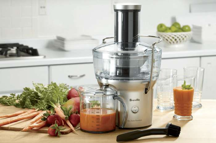 Best Breville Juicer and Breville Juice Fountain Reviews
