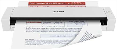 Brother DS-720D Scanner for Quickbook