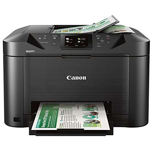 Canon MB5120 Scanner for office and business