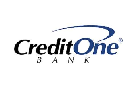 Credit one Bank Credit Card With No Security Deposit