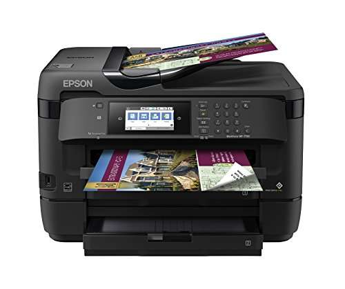 Epson WorkForce WF-7720 Printer for Notary Signing Agents