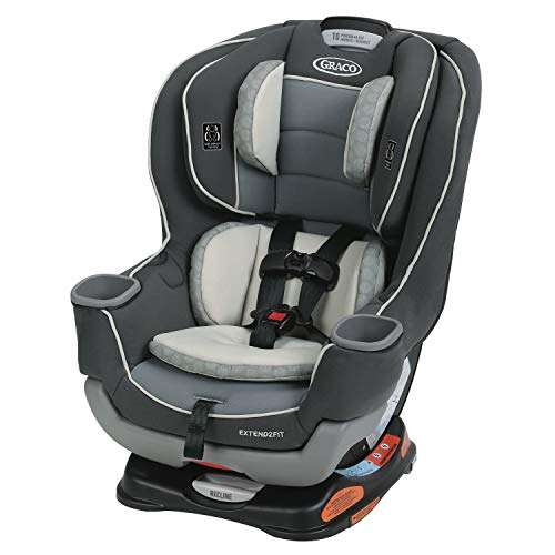 Graco 1993220 Extend2Fit Convertible Car Seat