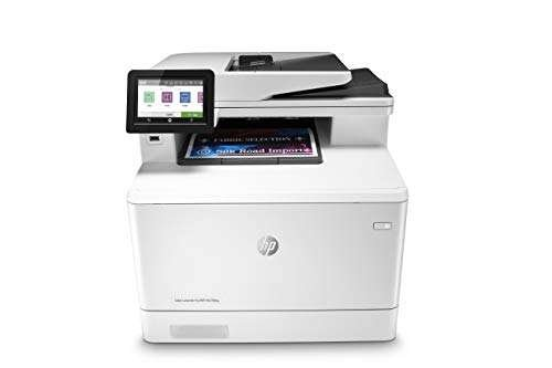 HP M479fdw Wireless Laser Printer for Signing Agents