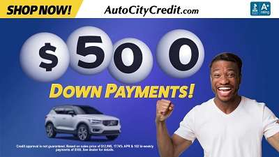 Auto City Credit Car Dealerships No Credit Check