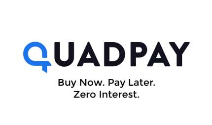 QuadPay MacBook buy now pay later