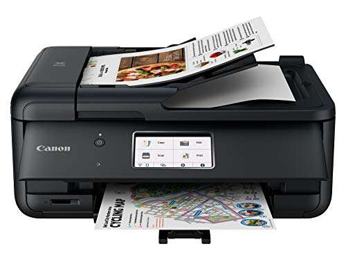 Canon TR8620 All-In-One Printer Scanner