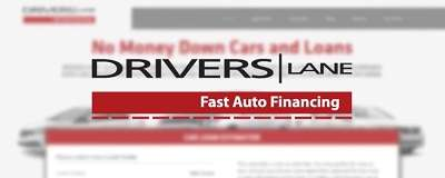 Drivers Lane No Money Down Used Cars and Loans