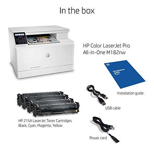 Key Features Of HP Laserjet Pro M281nw Wireless All-in-One Printer