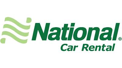 National car rental company does not require a credit card