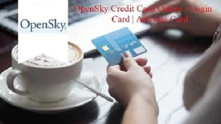 Open Sky second chance credit cards for bad credit