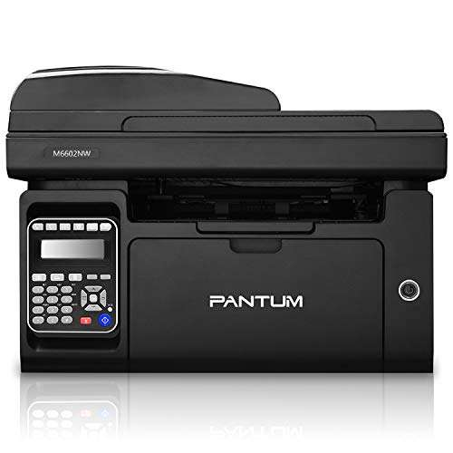 Pantum M6602NW All in One Laser Printer