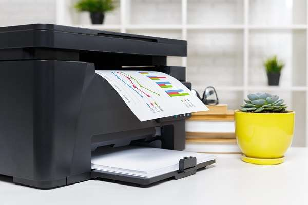 Printer Scanner Copier And Fax Machine All In One