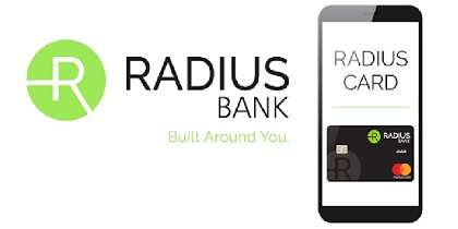 Radius bank with no credit check to open account