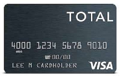 Total card visa Second Chance Credit Card With No Security Deposit
