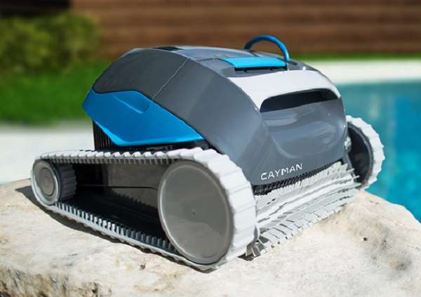 Key Features Of The Dolphin Cayman Pool Cleaner