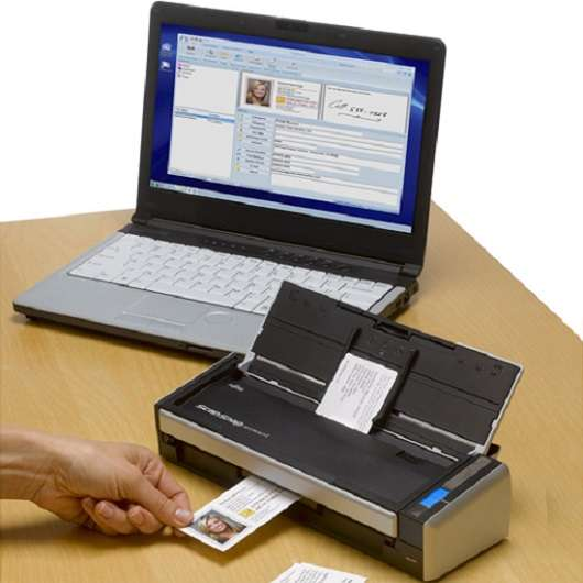 Key Features Of Fujitsu ScanSnap S1300i Duplex Document Scanner