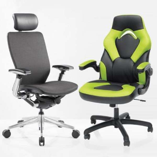 What Is The Difference Between Gaming Chairs And Office Chairs