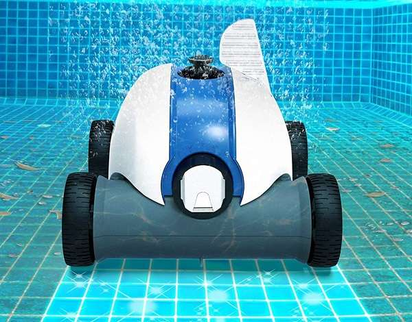 How do robotic pool cleaners clean your pool?