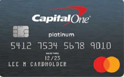 Capital One Secured Mastercardfor Build Up Your Business Credit