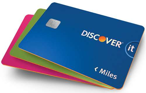 Discover It Miles Credit Card For Large Purchases