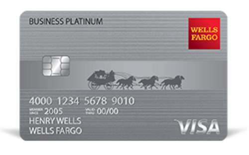 Wells Fargo Platinum Card For Large Purchases