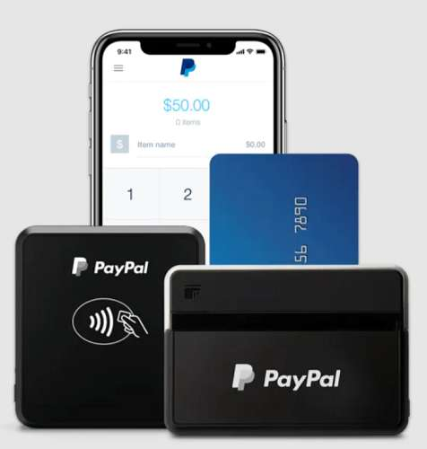Paypal Credit Card Reader For Mobile
