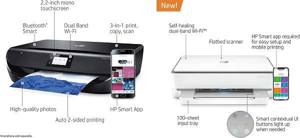 What Are The Key Features Of HP Envy 5055 And 6055 Printer